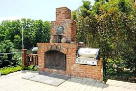outdoor fireplace plans free brick diy superb wood burning structure portable grille set wooden flooring plus