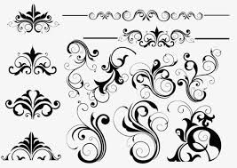 Vine Pattern Extraordinary Vine Pattern Collection Flower Vine Vector Pattern PNG And Vector
