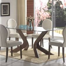 collection in rectangular glass dining table set rectangular glass dining table home design