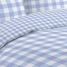 blue gingham duvet cover sweetgalas