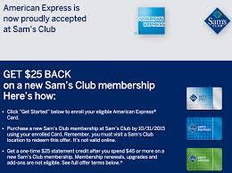 deals on sams club membership 2018