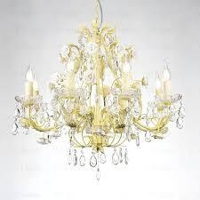 vintage crystal chandelier 8 light neat flower antique chandeliers for uk