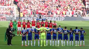 07:40, sat, aug 1, 2020   updated: Chelsea Take On Arsenal In The 139th Fa Cup Final Kcw London