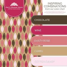 Pink Rose Color Chart Color Combinations Chocolate Brown Pink Rose Light Pink