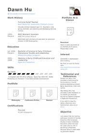 Relief Teacher Resume Samples Visualcv Resume Samples Database
