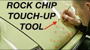 rock chip touch up tool museum 911