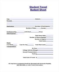11 Budget Sheet Samples Templates Word Pdf Excel