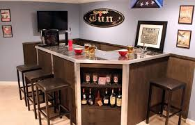 bar basement ideas under top modern interior design medium size basement bar ideas and designs pictures options tips sports small