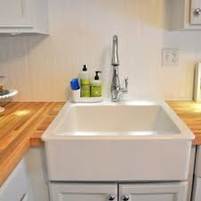 ikea apron front sink. Beautiful Front Farm Sink Ikea Its Special Characteristics And Materials In Kitchen Using Apron  Front Sink Ikea On Apron Front E