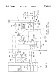 patent us5968320 non recovery coke oven gas combustion system patent drawing