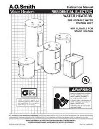 water heater wiring diagram dual element images residential electric water heater owner s manual