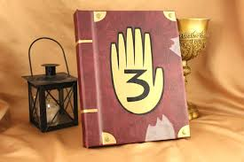 gravity falls journal cover gravity falls book kindle tablet cover journal book 3