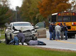 Indiana bus stop accident, 3 kids killed: What we know now