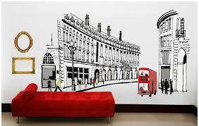 Roma Street Furniture Bedroom Large Removable Wall Decals Vinyl Tree Wall  Decoration Stickers Free Shipping