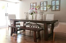 target kitchen table adorable dining room bench on extending table 3 piece set pottery barn target