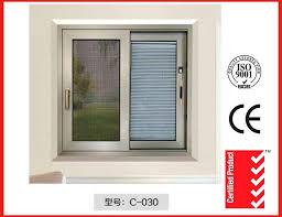 sliding office window. white colored office aluminum interior sliding window. trade line group window