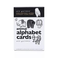 alphabet picture cards wee gallery animal alphabet art cards smart art for little minds