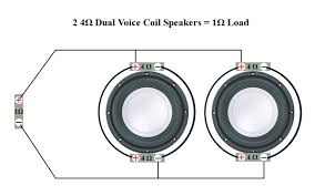 kicker wiring diagram dvc kicker image wiring diagram dual voice coil wiring diagram for memphis dual auto wiring on kicker wiring diagram dvc