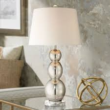 best mercury glass table lamp