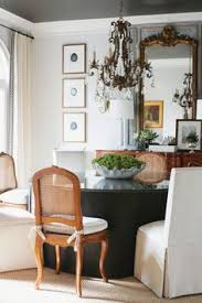 skirted table for dining