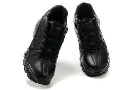 usa black leather nike shoes bdbb7 8a796