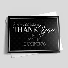 Professional Thank You Borders