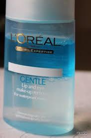 loreal gentle lip eye makeup remover review loreal
