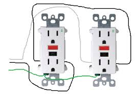wiring outlets in parallel car wiring diagram download cancross co Wall Outlet Wiring electrical how do i properly wire gfci outlets in parallel wiring outlets in parallel enter image description here wall outlet wiring diagram