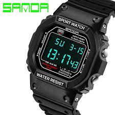 online get cheap g shock watch aliexpress com alibaba group 2016 brand sanda fashion watch men g style waterproof sports military watches shock men s luxury analog