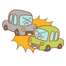 「交通事故 イラスト 無料」の画像検索結果