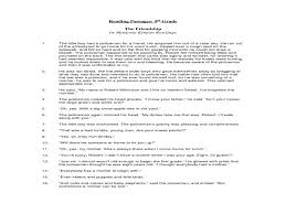 Ela Worksheets. Daily Common Core Drills Month One Gr 6 Ela ...