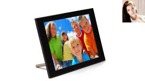 pix star pxt510wr02 10 4 inch fotoconnect xd digital picture frame with wi fi email upnp black