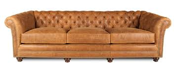biltmore deep leather sofa chesterfield classic tufted creations