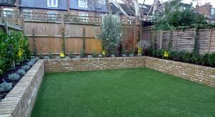 Small Picture Garden Design Garden Design with Walls with Purple Heart Plants