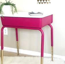school desk live pretty on a penny school desk redo school desk bench cost