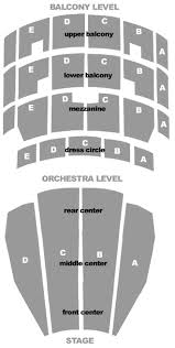 Portland Memorial Coliseum Detailed Seating Chart Arlene Schnitzer Concert Hall Seating Accessibility
