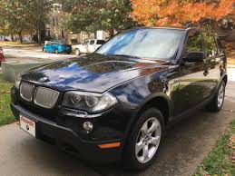 Bmw x3 2008 in excellent condition. Seller Of German Cars 2008 Bmw X3 Black Tan