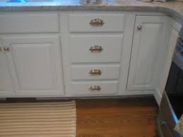 4 inch cup drawer pulls