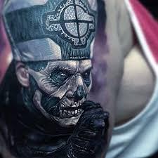 Gloom And Doom Dark Art Tattoos For Tattoo Of The Day Tattoodo