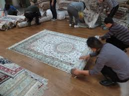 north america market is our traditional handmade silk rug market in the past 20 years we will try to keep our share in this market in the future
