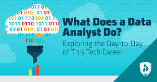 What Does A Data Analyst Do Exploring The Day To Day Of