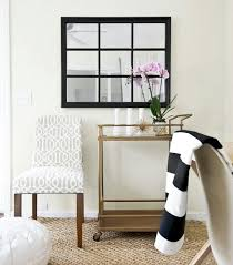 diy window pane mirror window frame mirror and how to install it in diffe places garden design