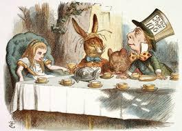 In alice's adventures in wonderland, he is in trial for tart robbery. Evolution Of Character Alice In Wonderland Cineramble