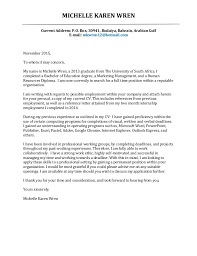 how to address a letter with a po box michelle karen wren cover letter 2015 1