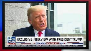 Watch President Trump's first on-camera interview since the election - CNN  Video