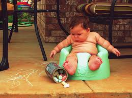 The Mama Dramalogues: The Adventures of Fat Baby; Swings, Bouncers ...