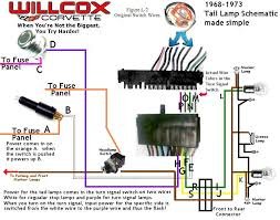 1977 chevrolet truck wiring diagram wirdig 1973 corvette tail lights besides chevy truck wiring diagram as well