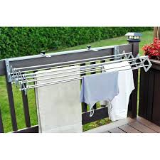 gallery of fancy cloth drying rack 6 outdoor clothes malaysia