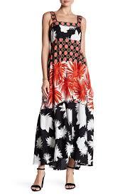 Msk Dresses Size Chart Maxi Challis Dress