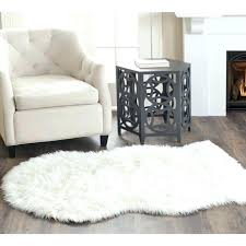 nice white sofa plus faux sheepskin rug on tile floor for living room decor sheep skin rugs ikea sheep rug sheepskin large